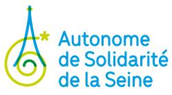 Logo Autonome Solidarité de la Seine